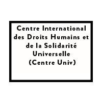 centre international des droits humains et de la solidarité universelles