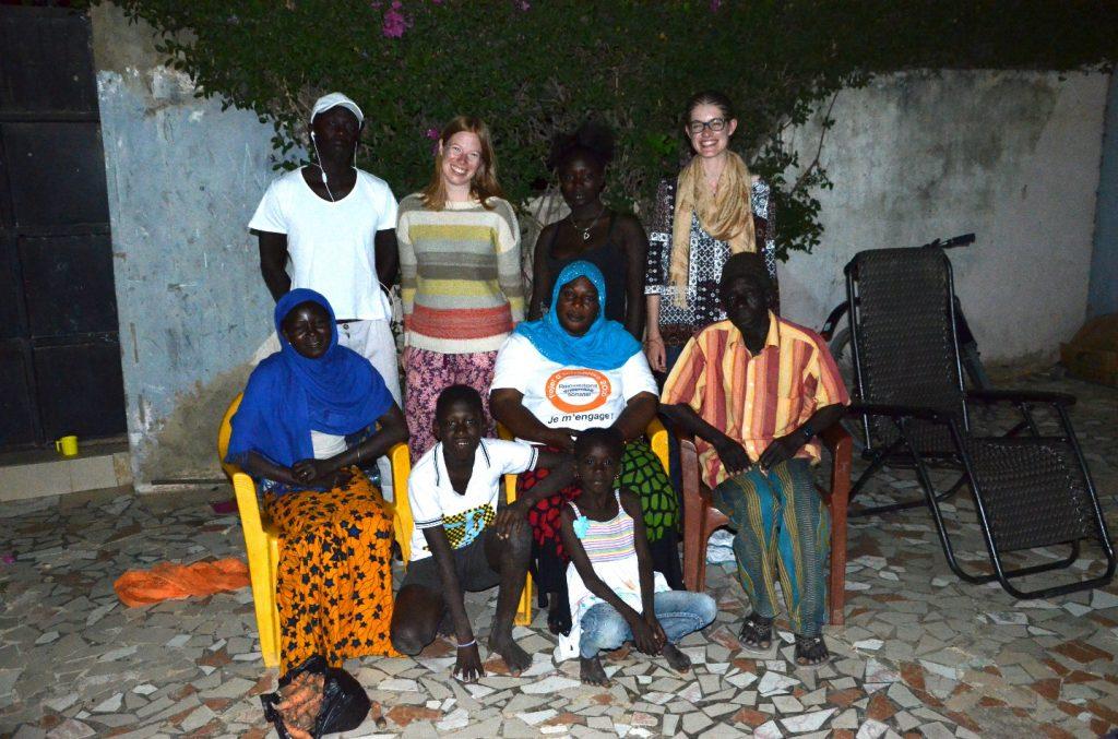 Immersion totale dans la culture sénégalaise avec notre famille d'accueil, les Mbaye