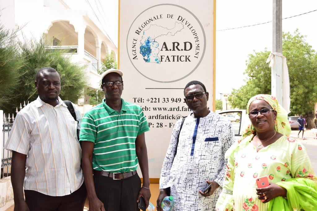 Eclosio - Diaspora en action - ARD Fatick
