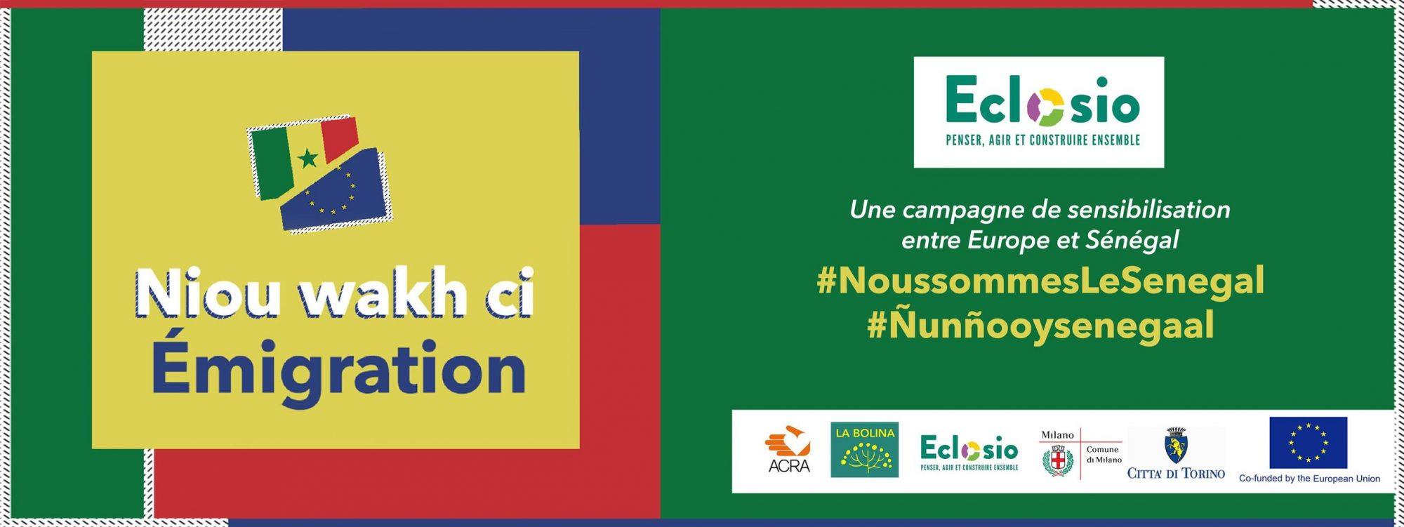 Eclosio - Diaspora en action - Nun Nooy Senegaal